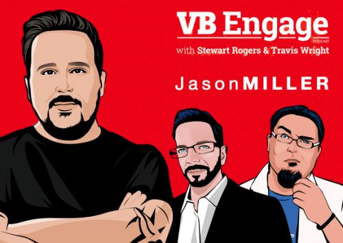 Jason Miller, combating online ad fraud, and rock star marketing tactics - VB Engage