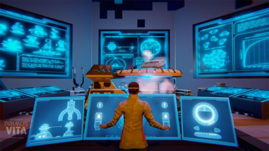 Destination: Primus Vita review - a twist on exploring the final frontier