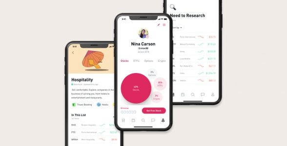 Robinhood for iOS adds new profiles feature, additional customization options, more