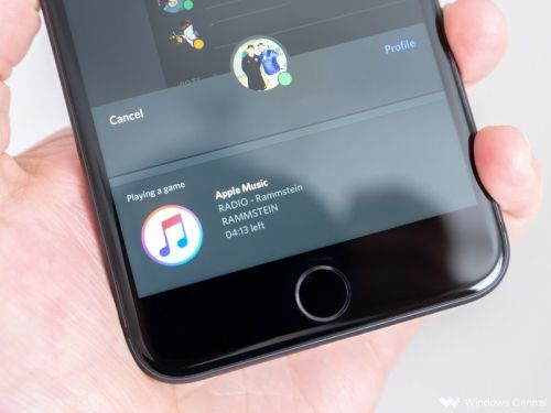 How to share your Apple Music now playing in Discord