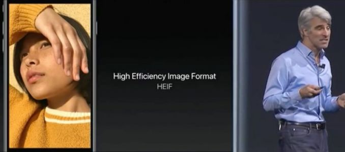 What You Need to Know About HEIF in macOS High Sierra and iOS 11