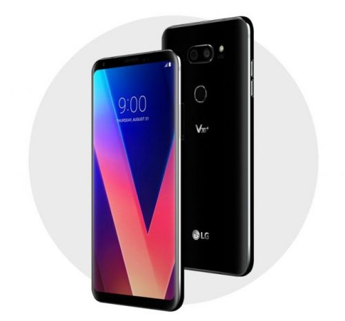 The LG V30 Plus is coming to T-Mobile for $850