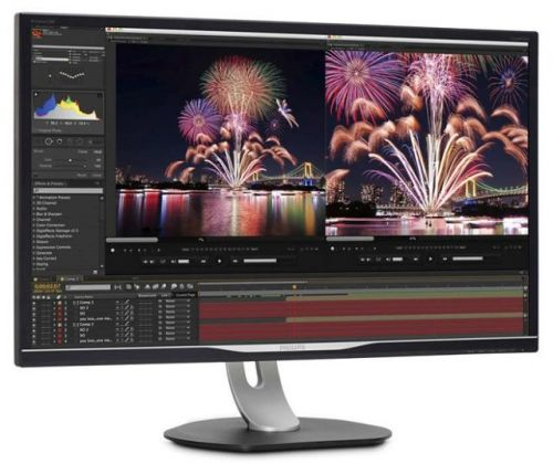 Philips Unveils 32-inch 4K Monitor For Professionals