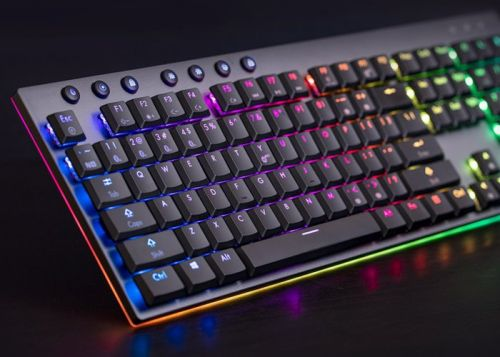 Venture Ultra low profile Bluetooth wireless mechanical keyboard $119