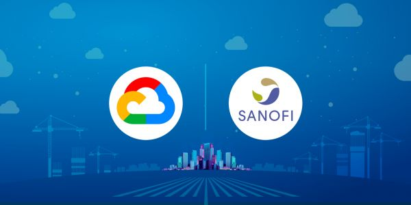 Pharmaceutical giant Sanofi partnering with Google Cloud, transitioning to GCP