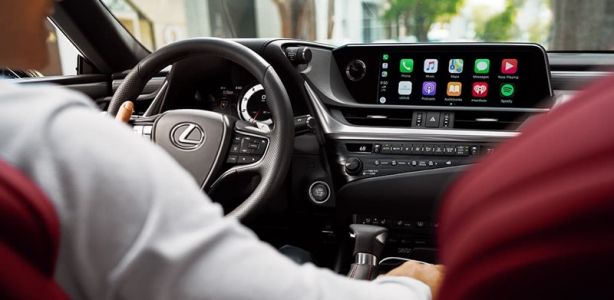 Some 2018 Lexus Vehicles Eligible for $199 Software Update to Add CarPlay Support