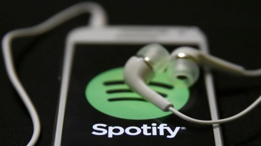 Up to 2m people were using Spotify's premium services for free