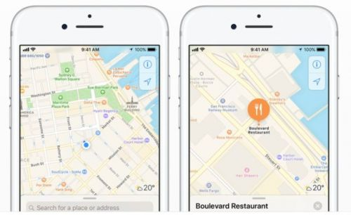 Apple Confirms They Are Collecting Pedestrian Map Data