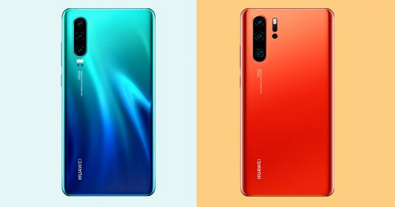 Huawei P30 & P30 Pro unveiled: usher in a new era of smartphone photography