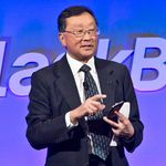 BlackBerry CEO John Chen receives a contract extension to 2023