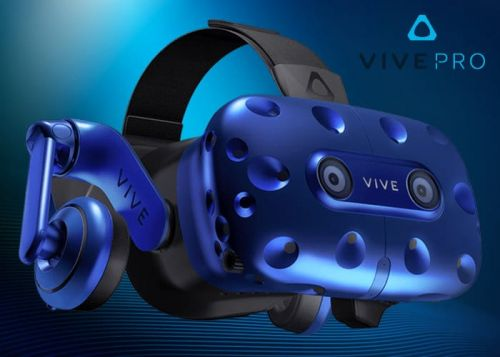 New HTC Vive Pro VR Headsets Now In The Hands Of Developers