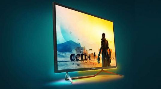 Philips launches 43-inch PC gaming monitor with high-end HDR standard