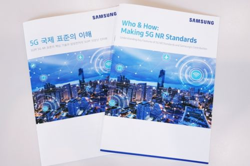 New Samsung White Paper Outlines 5G New Radio Standards