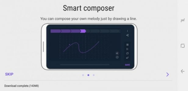 Soundcamp Android App Starts Hinting At Galaxy S9's Design