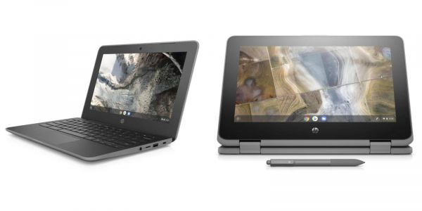 HP announces education-focussed Chromebook 11 G7 EE and x360 11 G2 EE