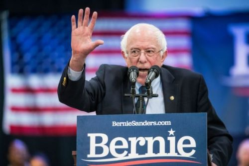 U.S. presidential candidate Bernie Sanders supports video game workers unions