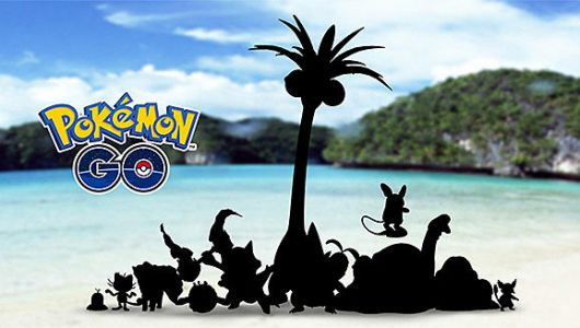 Pokemon GO Bringing Alolan Forms of Pokemon Soon
