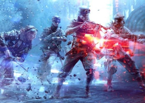Battlefield V Firestorm launches March 25th