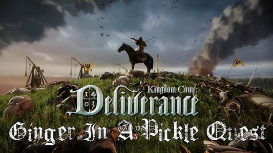 Kingdom Come Deliverance Ginger in a Pickle Quest Completion Guide