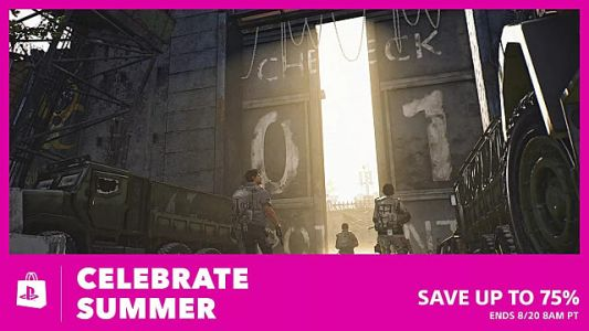 Summer Sale Unleashes Four Weeks of Big PlayStation Store Discounts
