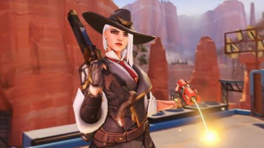 Overwatch's latest hero Ashe is live for those who love to shoot