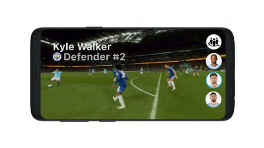 Intel True View is a cool technology for immersive sports viewing