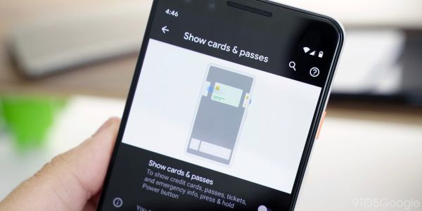 'Cards & Passes' widely rolling out to Pixel phones running Android 11