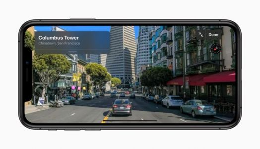 A look at the new Apple Maps in iOS 13