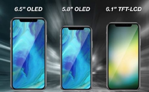 LG Display Signs Deal With Apple to Supply OLED and LCD Panels for 2018 iPhones