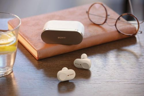 Sony's WF-1000XM3 Noise-Cancelling Earbuds Launched