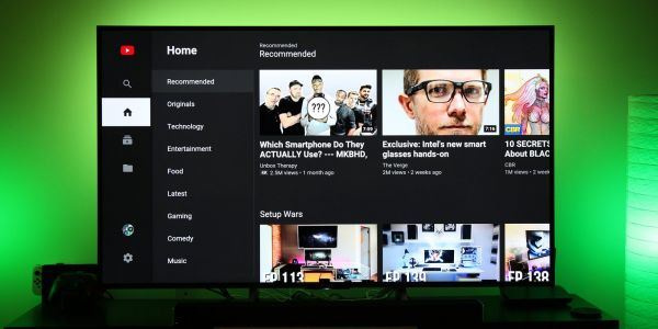 YouTube quietly gets a redesign on Android TV, finally supports adjusting video quality
