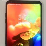 First LG V35 ThinQ live image reconfirms very familiar design
