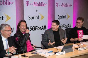 T-Mobile/Sprint merger might be jeopardized by Dish's unreliability