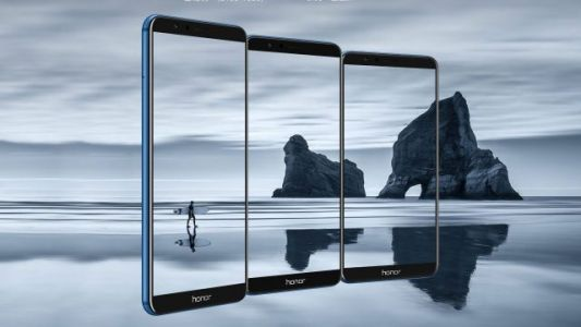 The Honor 7X will eventually be made available in the US
