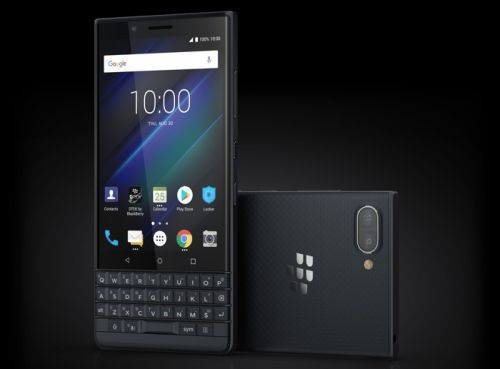 BlackBerry Key2 LE launched in the UK