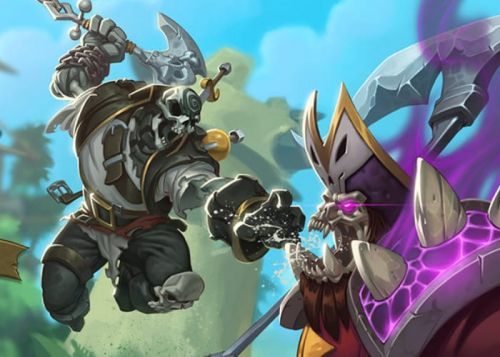 Dungeon Defenders II Isle of Dread DLC expansion now available for free
