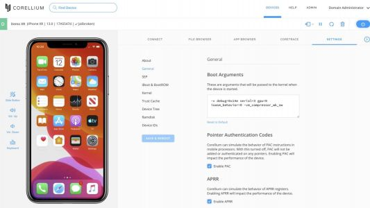 Corellium now offers iOS virtualization tool for individual subscribers