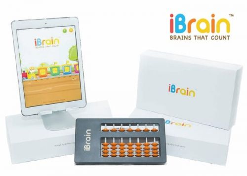 IBrain Digital Abacus Offers Maths And Brain Training For Children