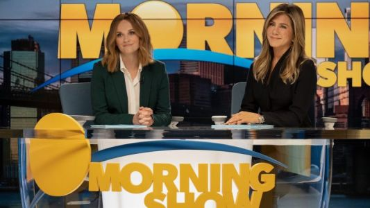 Apple TV+ Series 'The Morning Show' Receives Multiple Golden Globe Award Nominations