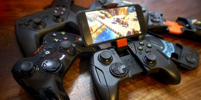The best made-for-iPhone, iPad, & Apple TV game controllers
