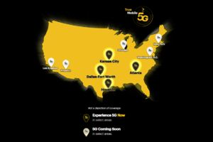 Sprint 5G network coverage map: which cities are covered?