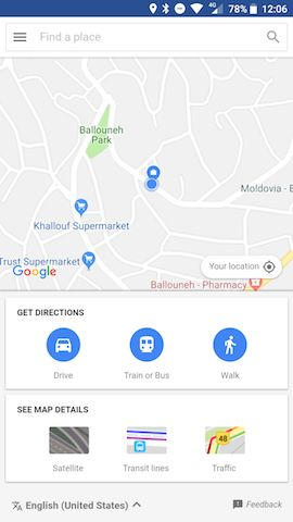 Lightweight Google Maps Go App Available In Beta