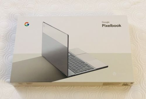 Google's Pixelbook is One FINE Piece of Hardware