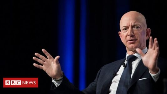 Jeff Bezos reveals investment in UK digital freight firm Beacon