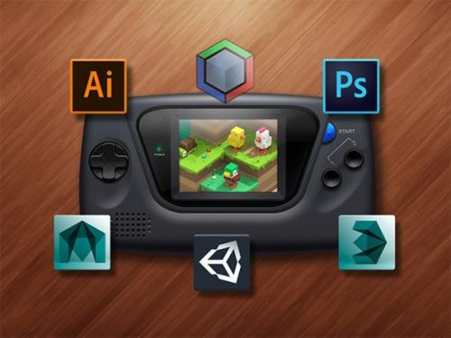 Build your own video games forever with this lifetime membership to the School of Game Design