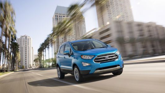 Ford pushes the Amazon Alexa envelope in the new EcoSport subcompact
