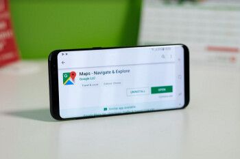 New useful feature being tested for Android version of Google Maps