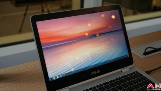 ASUS Chromebook Flip C302CA With Intel Core m7 Now Available