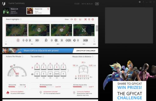 Gfycat and Overwolf team up to make instant gaming GIFs