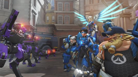 The GammaNow app earns you rewards in Overwatch when you're not using your processor